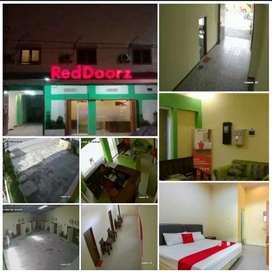 Jual hotel murah di prambanan tepi Jalan Yogya Solo Km 17 Klaten