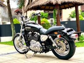 Harley Davidson Sportster 1200 Full Paper FP Kondisi Super