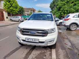 Ford Endeavour 2016 Diesel Well Maintained