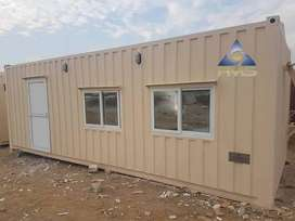 Office containers/Security guard cabins, portable kitchen cabins