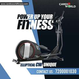 New year offer on Ellipticals with 130 kg user weight