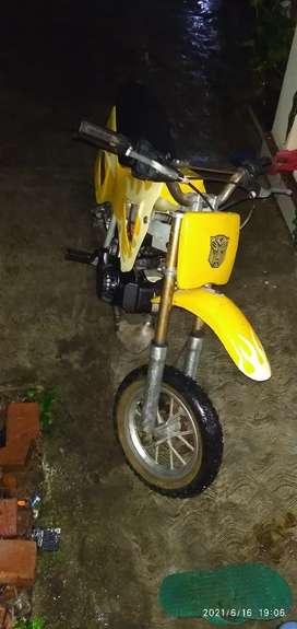 Motor trail anak 50 cc