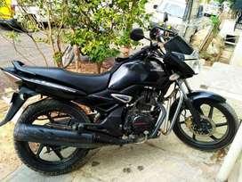 Honda CB Unicorn Black 2012 model