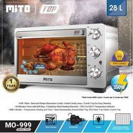 OVEN TOP MITO MO-999 NEW 28 LITER