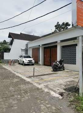 Rumah kost konstruksi 2Lantai dekat kampus UII pusat jalan kaliurang