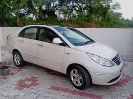 Tata Manza Top Model Petrol Well Maintained