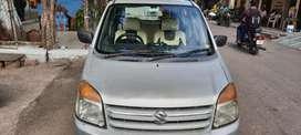 Maruti Suzuki Wagon R Duo LXi LPG, 2007, Petrol