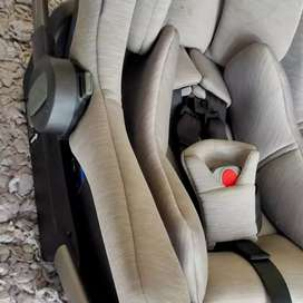 Car Seat Nuna Lite With Base