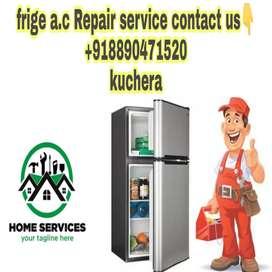 Freez A.C REPAIRING SERVICES KUCHERA