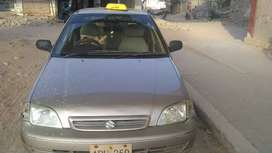 Taxi Available Suzuki cultus With Ac 24/7