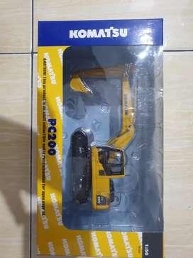 Miniatur Excavator Komatsu Pc 200