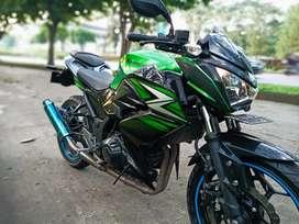 Ninja z250cc nik 2015 siap gas