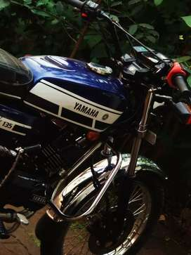 Good condition fully restored yamaha rx 135