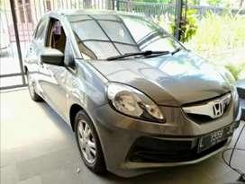 Honda Brio 1.2 S Matic CVT 2014 Grey Abu-abu KM 74.000 * TDP 27 Juta