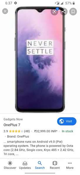 One plus 7 sell my mobile only 4munth used