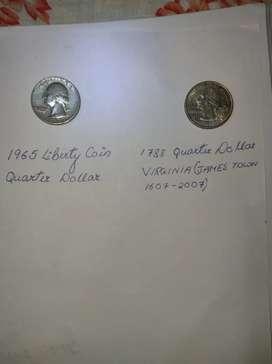 American coins too rare