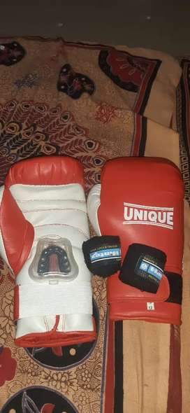 Boxing all new kit