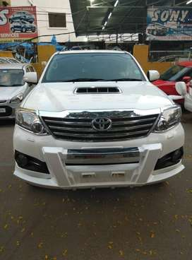 Toyota Fortuner 2011-2016 4x2 Manual, 2016, Diesel