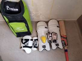 Full sicen cricket kit
