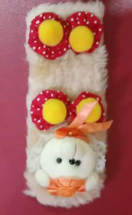 Pouch beruang teddy bear serbaguna tempat atk stationery make up murah