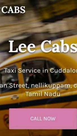 welcome to leecabs taxi service and acting driver