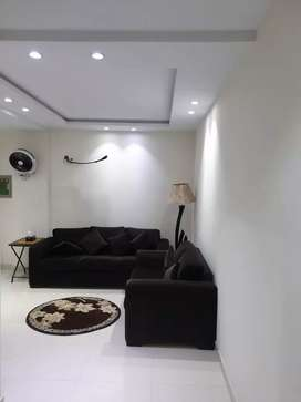 1 bed flat for sale price 55 lac sector D Bahria Town Lhr