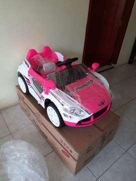 mainan mobil aki anak protege 5 mobil remote control m7688