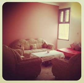 3 bhk spacious flat for sale model town