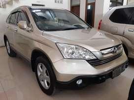 Honda CR-V Automatic 2008 Mulus Siap Pakai