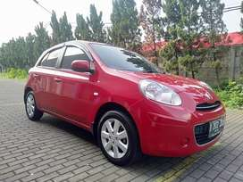 Nissan march at 2013 dp 7 jt