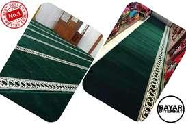 Terlaris karpet masjid mewah tipe grade B pasang Karanganyar
