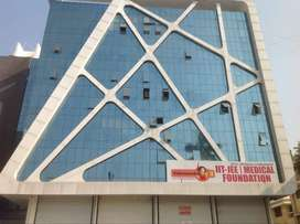 Unfurnished Office available on sell