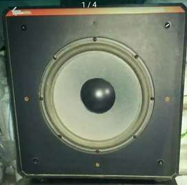 BOSTON AKUSTIC 595X Subwoofer pasip.12 inch,made in USA