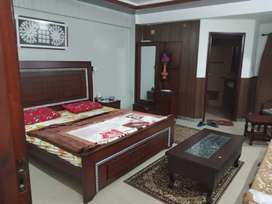 2bed room furnished apartment for rent  phase1bahria town rwp