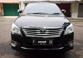 Toyota Grand INNOVA 2.0 G Luxury 2011 M/T
