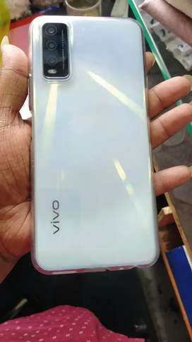 Vivo y20 one month old