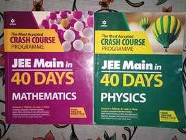 Arihant IIT in 40 days crash course