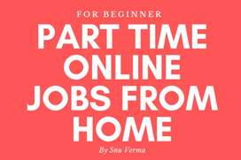 Part time home base job