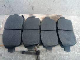 Corolla 2002 to 2008 front & back disk pads