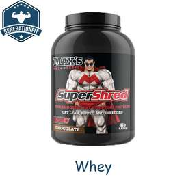 Max S Maxs Super Shred Supershred Whey Protein 4 Lbs Surabaya