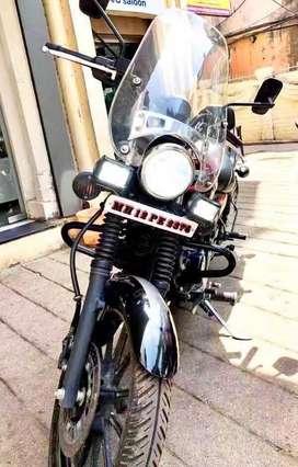 Bajaj Avenger street 220cc only 2300 kms driven bike mint condition