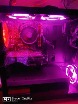 Want to sell 11 months old customized pc