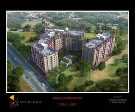 2bhk flat in ambernath west only 28 lac
