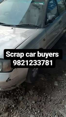 Diva/ SCRAP CARS BUYERS DAMAGE JUNK CARS