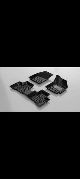 3d+ matting with 1 year replacement warranty