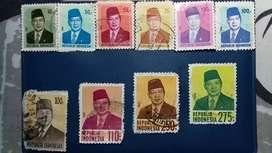 Perangko Presiden Soeharto (Langka)