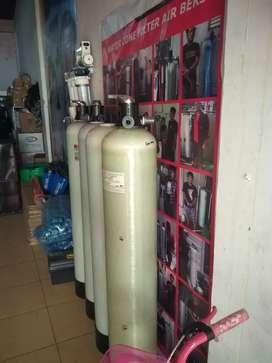 Peralatan filter air bersih