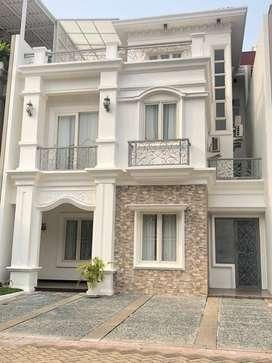 Rumah Mewah Cluster De mansion Alam Sutera Tangerang Selatan