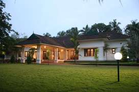 Luxury house for sale near Mission Quarters, Thrissur.