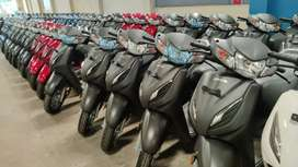 New Honda activa 6g low down payment 12000 offer
